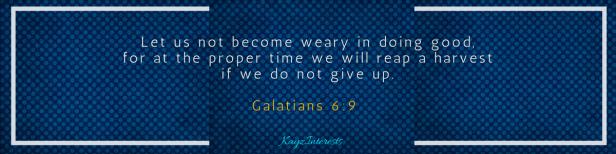 BLOG SCRIPTURE VERSE (3)